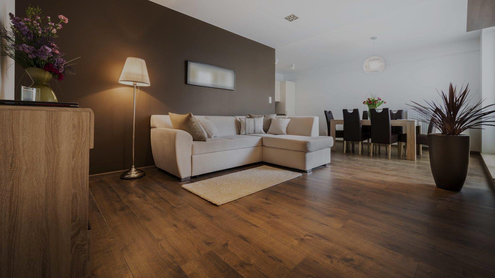 Podlaha a nábytek